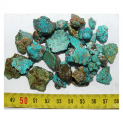 lot de turquoise Morency Arizona USA ( 50 grs - 005 )