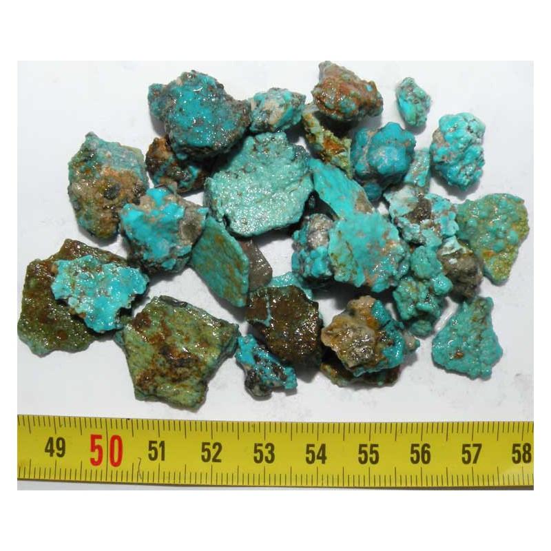 lot de turquoise Morency Arizona USA ( 50 grs - 005 )