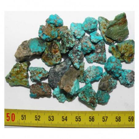 lot de turquoise Morency Arizona USA ( 50 grs - 006 )