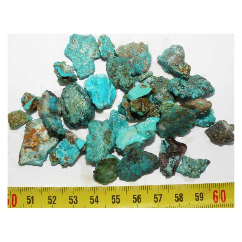lot de turquoise Morency Arizona USA ( 50 grs - 007 )