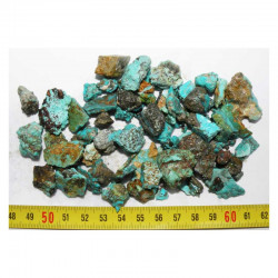lot de turquoise Morency Arizona USA ( 100 grs - 001 )