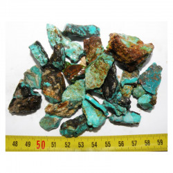 lot de turquoise Morency Arizona USA ( 100 grs - 008 )