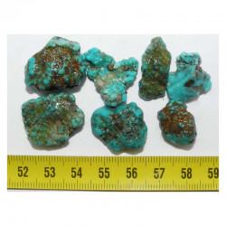 lot de turquoise Morency Arizona USA ( 25 grs - 020 )