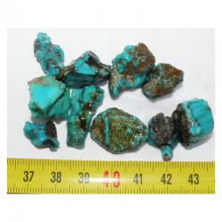 lot de turquoise Morency Arizona USA ( 25 grs - 021 )