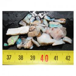 lot d opales naturelles ( Australie - 5 grs - 004 )