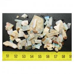 lot d opales naturelles ( Australie - 15 grs - 009 )