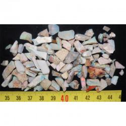 lot d opales naturelles ( Australie - 20 grs - 044)