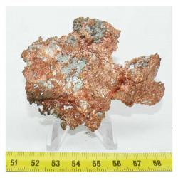 cuivre Natif naturel ( USA - 174 grammes - 011 )