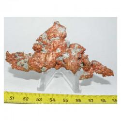 cuivre Natif naturel ( USA - 105 grammes - 014 )