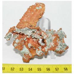 cuivre Natif naturel ( USA - 74 grammes - 018 )