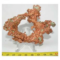 cuivre Natif naturel ( USA - 155 grammes - 015 )