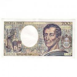200 Francs Montesquieu 1994 T156  SPL - ( 058 )