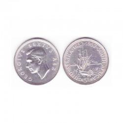 5 Shillings Afrique du sud Argent 1982 ( 001)