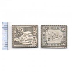 lingot d argent les plus grands timbres de France ( 001 )