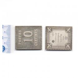 lingot d argent les plus grands timbres de France ( 003 )