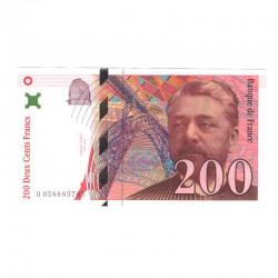 200 Francs Gustave Eiffel 1997 SPL ( 120 )