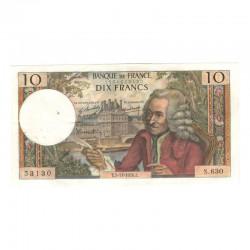 10 Francs Voltaire 05/11/1970 TTB + ( 426 )