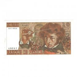 10 Francs Berlioz 03/07/1975 SUP + ( 496 )