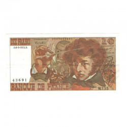 10 Francs Berlioz 06/03/1975 SUP ( 497 )