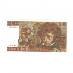 10 Francs Berlioz 03/10/1974 SUP ( 499 )