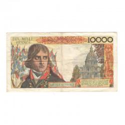 10000 F Bonaparte 06/12/1956 TTB (  508 )