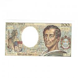 200 Francs Montesquieu 1988 Sup + U057 ( 518 )