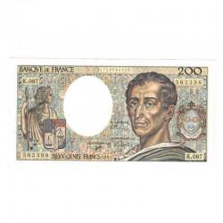 200 Francs Montesquieu 1991 Sup + K087 ( 519 )