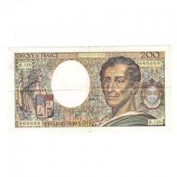 200 Francs Montesquieu 1992 SUP R120 ( 520 )