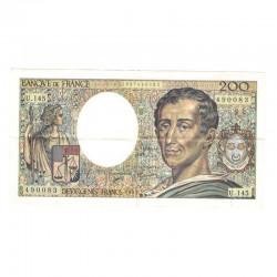 200 Francs Montesquieu 1992 SUP U145 ( 523 )
