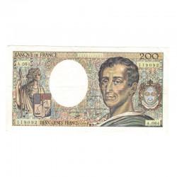 200 Francs Montesquieu 1990 SUP A084 ( 529 )