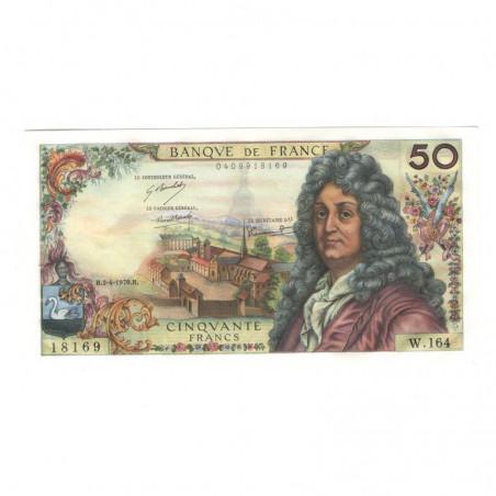 50 Francs Racine 02/04/1970 SPL ( 632 )