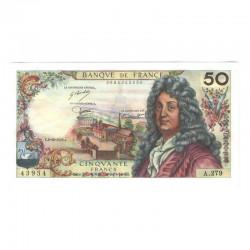 50 Francs Racine 02/10/1975 SUP + ( 635 )