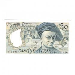 50 F Quentin de la Tour 1990 SPL ( 636 )