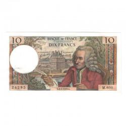 10 Francs Voltaire 02/07/1970 SUP + ( 638 )