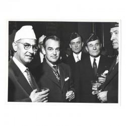 Photo originale Monaco  Prince Rainier - 1957 ( 075 )