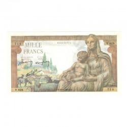 1000 Francs Demeter 20/06/1942 Neuf ( 676 )