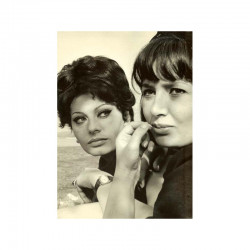 photo originale de Sophia Loren ( ADS )