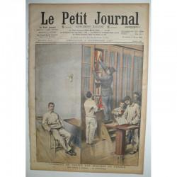 Le Petit Journal 1907 N° 885 on traite les apaches