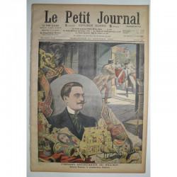 Le Petit Journal 1907 N° 884 tresors artistiques