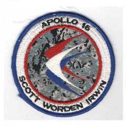 Patch vintage Original Nasa Apollo 15 ( 006 )