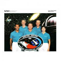 Photo Vintage Original de la Nasa  STS-031  ( 033 )