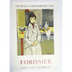 Affiche Galerie Palais méditerranée/ Nice / Florissier  (64)