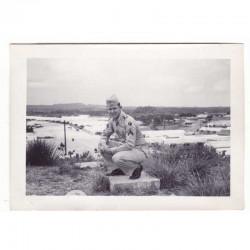 Photo 29° Div US a Okinawa - Japon 1950 ( 64 )