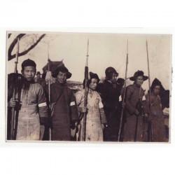 WWII Photo de soldat Japonais - guerre de Russie ( 40 )