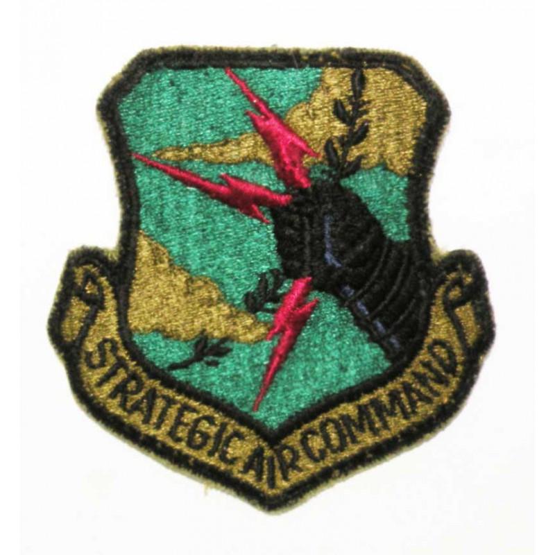 1 Patch US Air Force Vietnam 51 ° Strategic air ( 59 )
