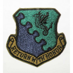 1 Patch US Air Force Vietnam 31 ° fighter wing ( 57 )