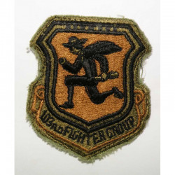 1 Patch US Air Force Vietnam  103 ° Fighter Group ( 55 )
