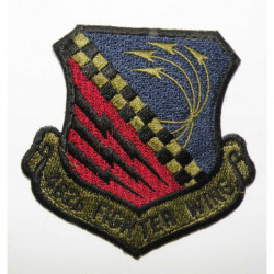 1 Patch US Air Force Vietnam  482 fighter wing ( 54 )