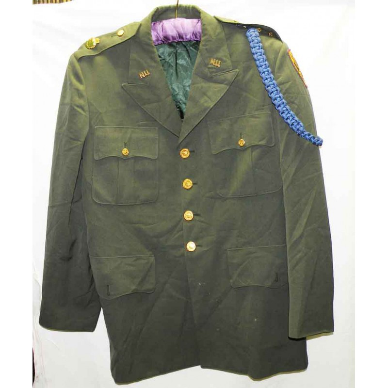 Veste originale type 52 de l US Army ( 003 )