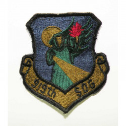 1 Patch US Air Force Vietnam  919 ° SOG ( 61 )